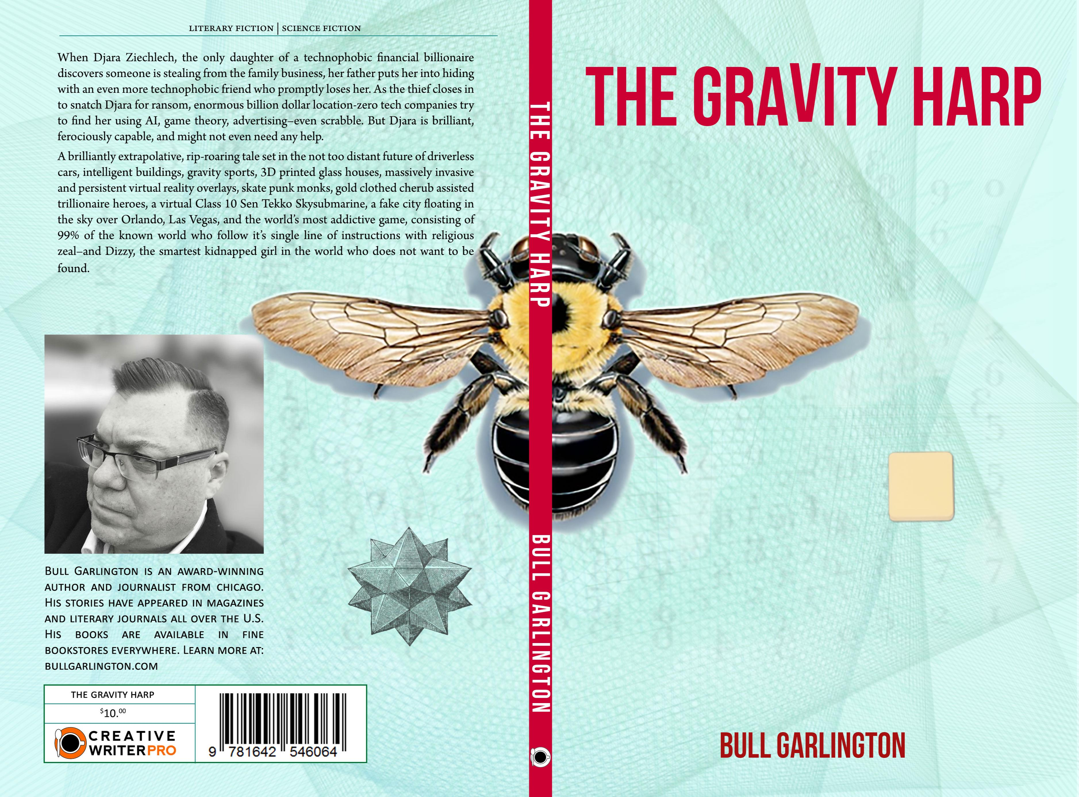 The Gravity Harp cover image
