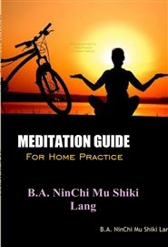 Meditation Guide For Home Practice (Compact Edition) cover image
