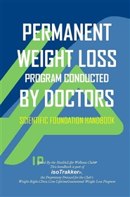 PERMANENT WEIGHT LOSS PROGRAM CONDUCTED BY DOCTORS cover image