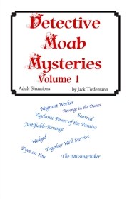 Detective Moab Mysteries - Volume 1 cover image