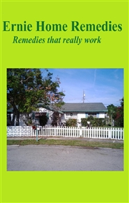 Ernie Home Remedies cover image