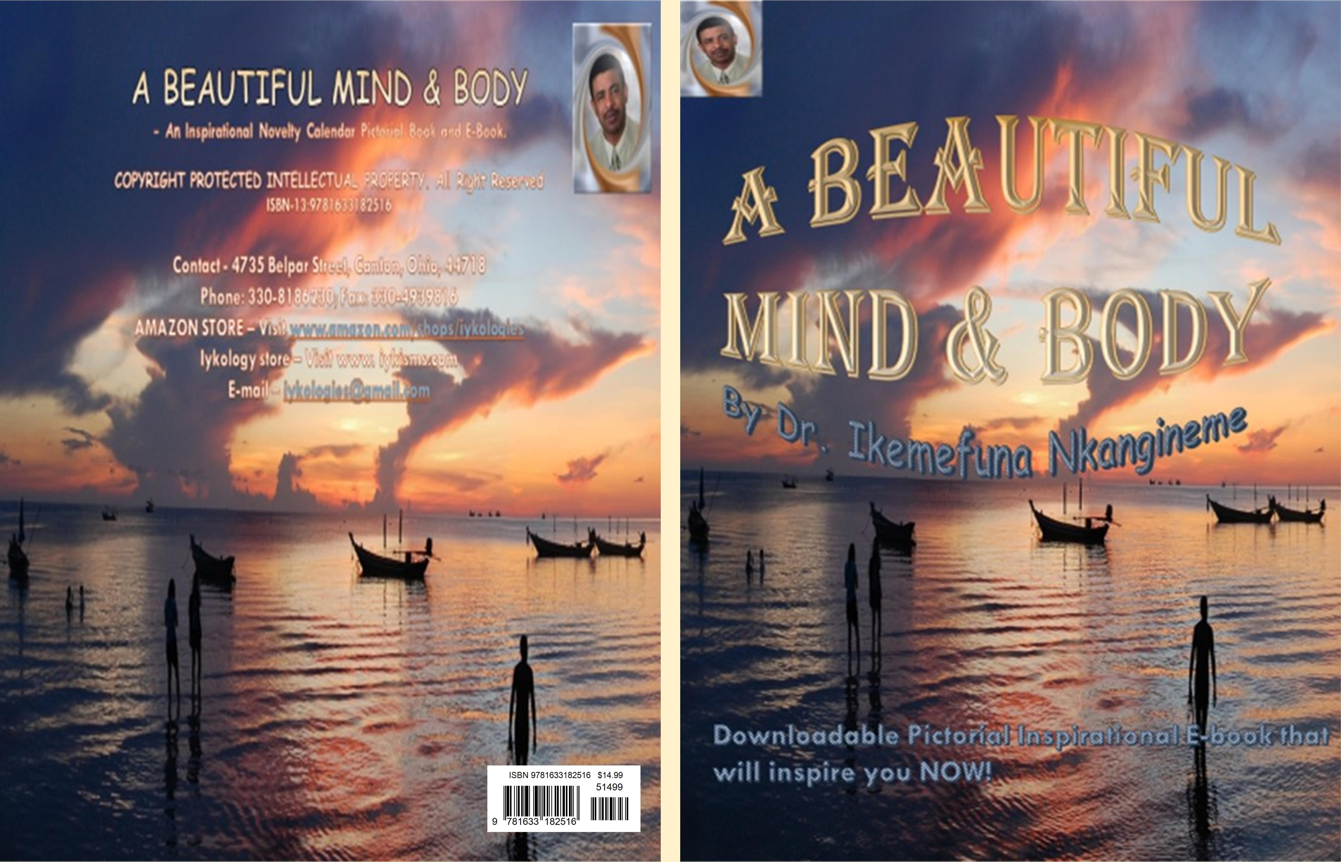 A Beautiful Mind Book Cover : A beautiful mind and body pictorial inspirational