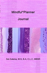Mindful*Planner Prayer Journal cover image