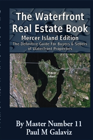 The Waterfront Real Estate Book-Mercer Island Edition cover image