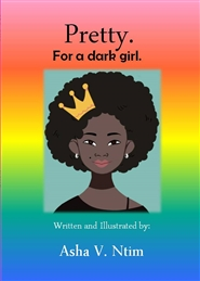 Pretty. (For a Dark Girl) cover image