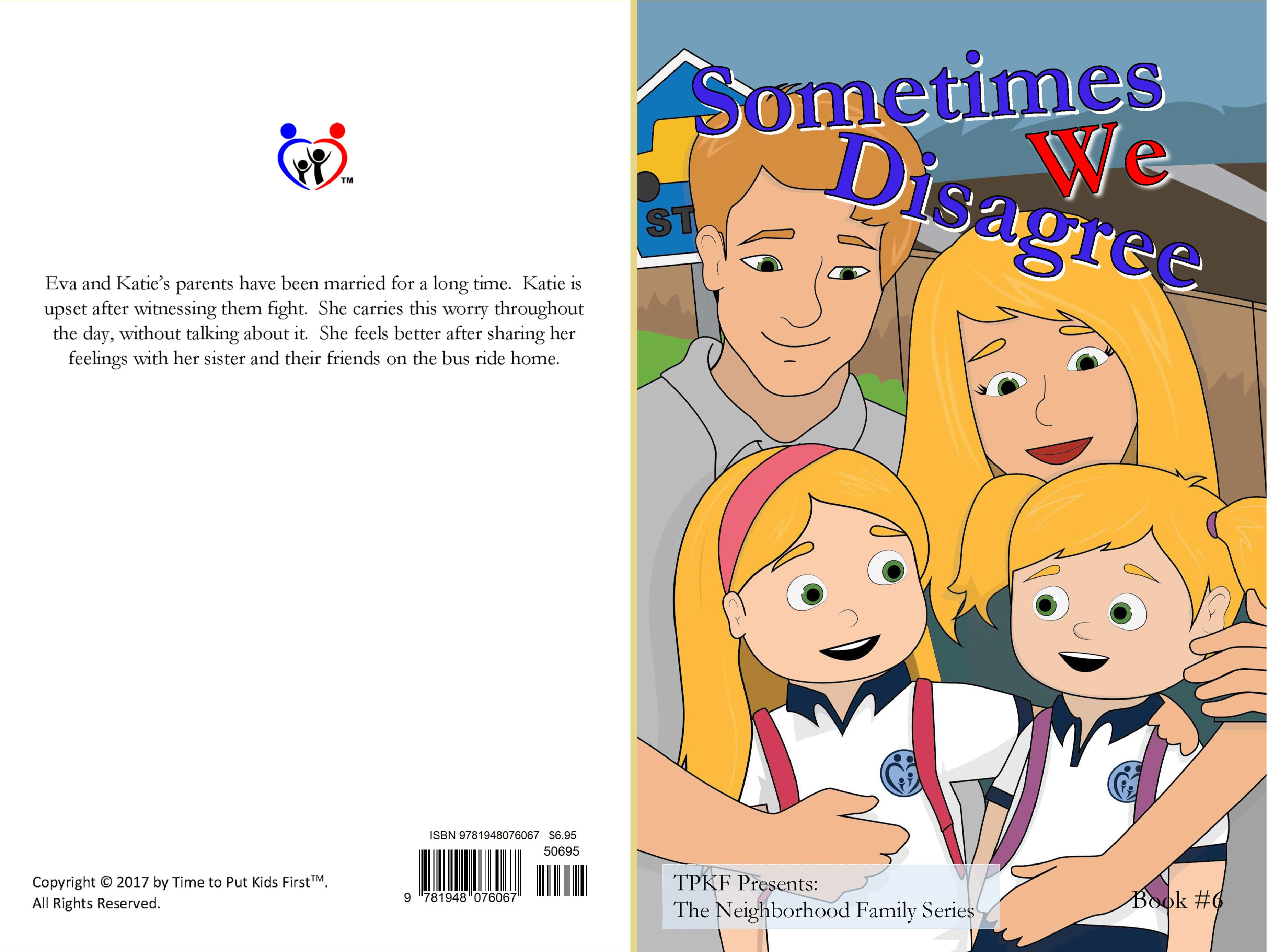 Sometimes We Disagree cover image