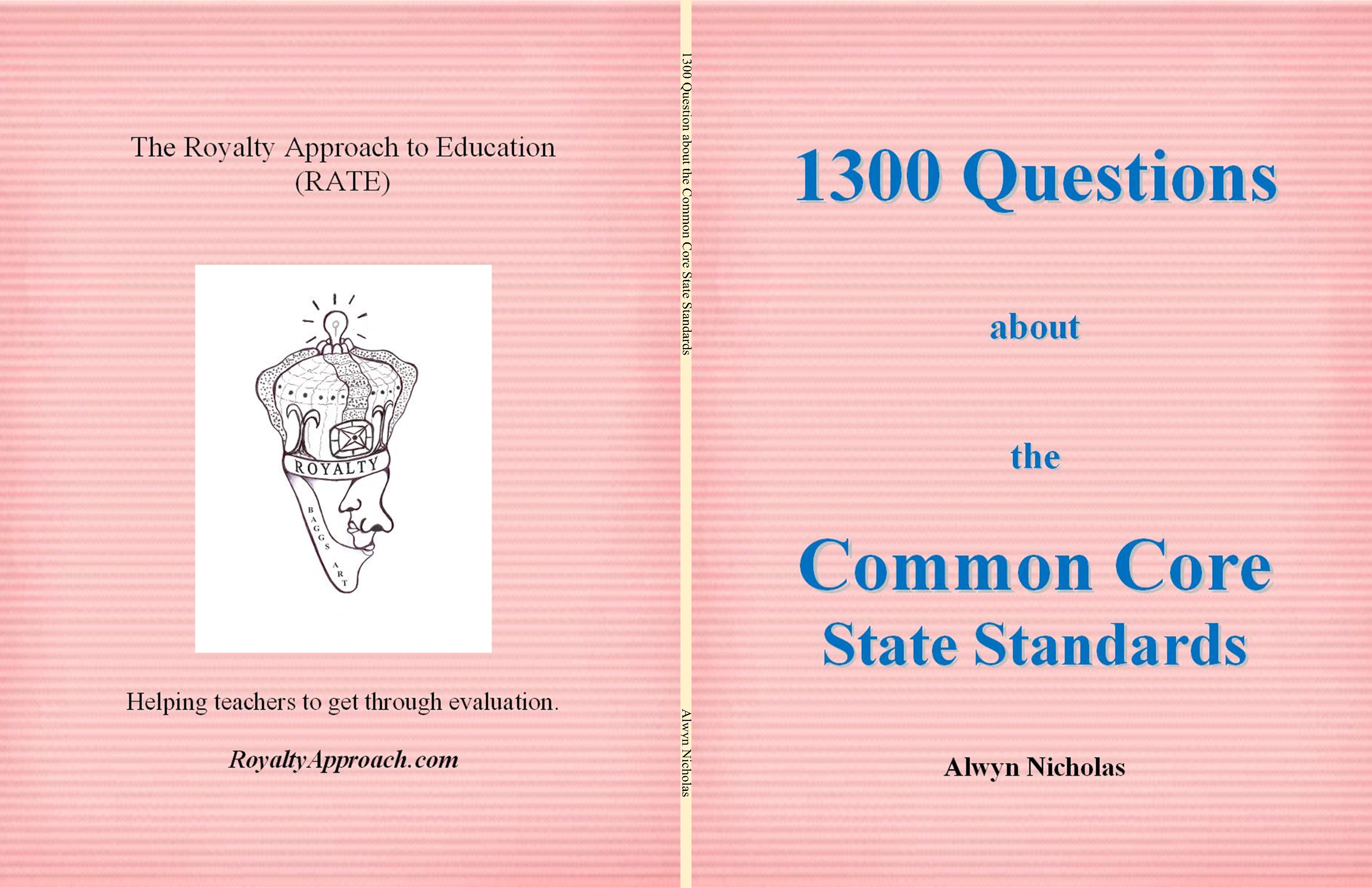 1300 Question about the Common Core State Standards cover image