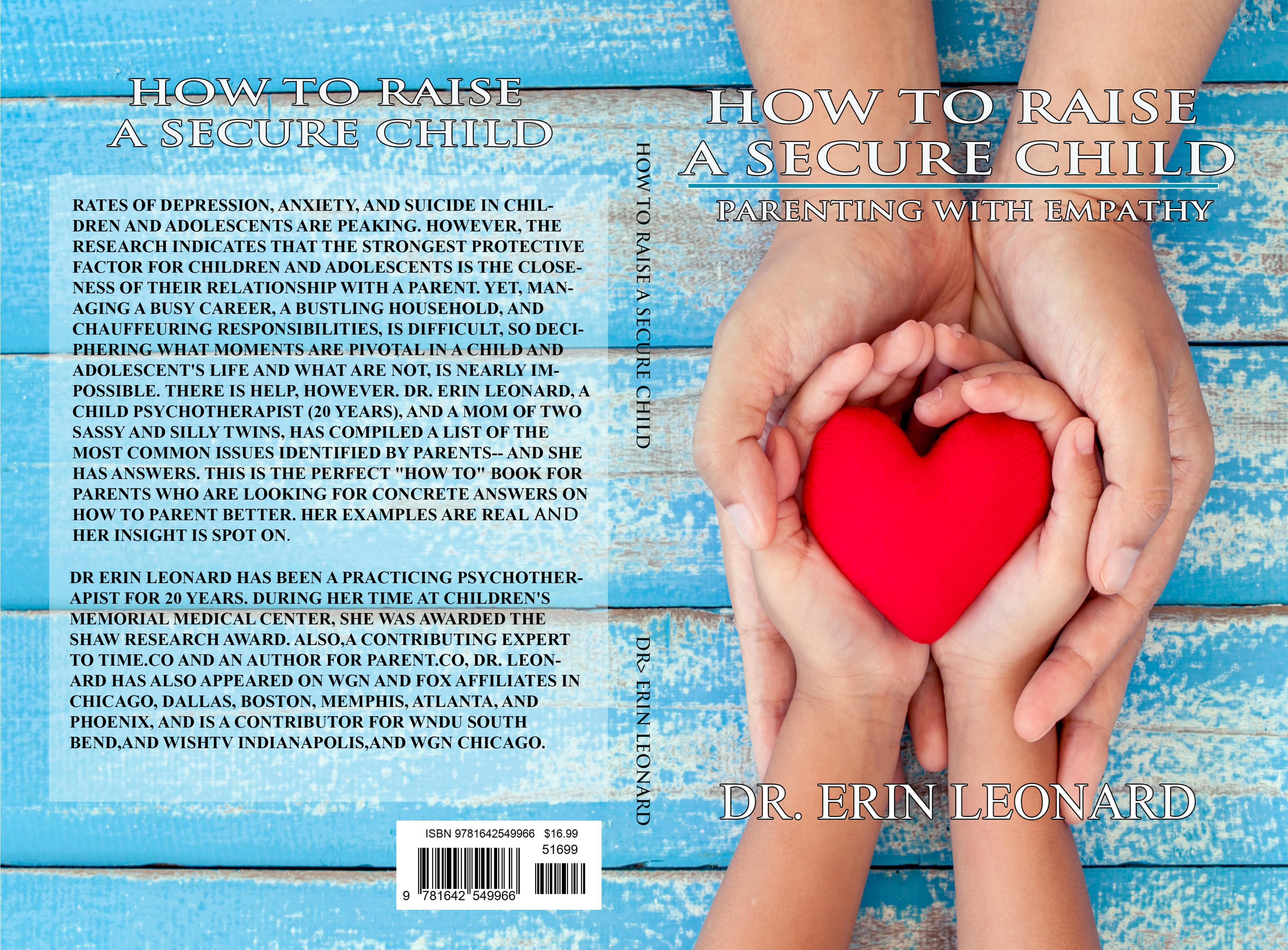 How To Raise A Secure Child, Parenting With Empathy cover image