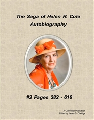 Helen R. Cole Autobiography #3 cover image