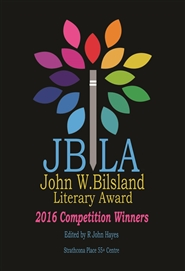 The Jack Bilsland Award Winners 2016 cover image