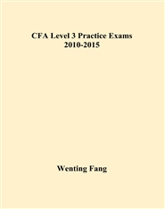 CFA Level 3 Practice Exams 2010-2015 cover image