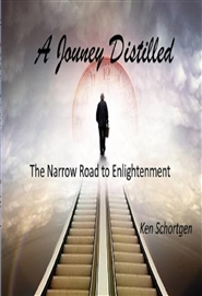 A Journey Distilled: The Narrow Road to Enlightenment cover image