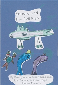 Sandra and the Evil Fish cover image
