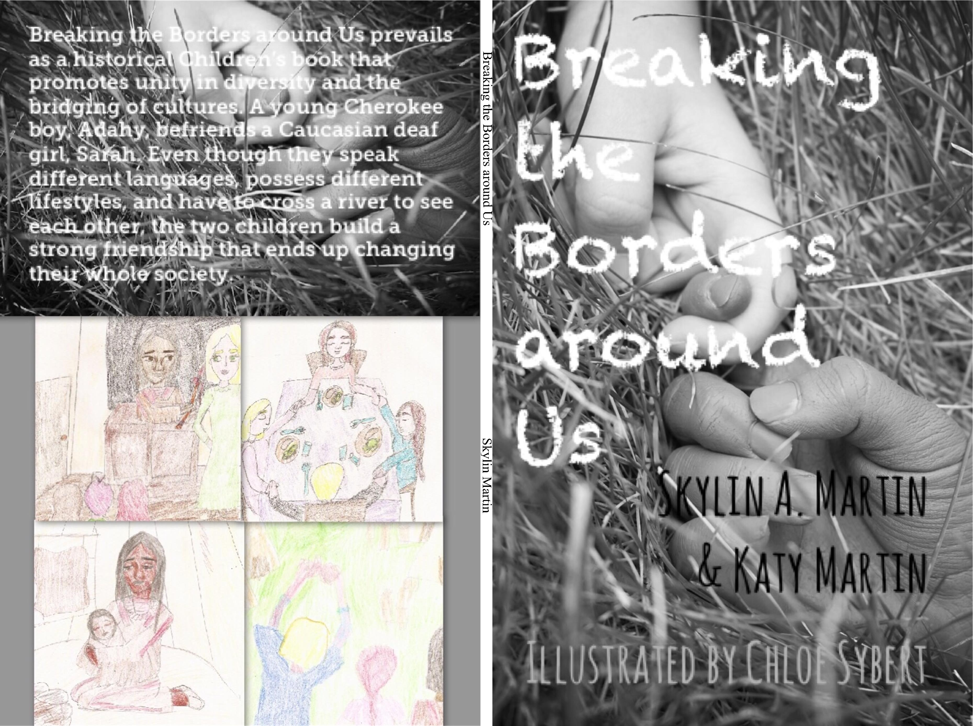 Breaking the Borders around Us cover image