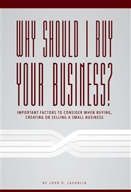 Why Should I Buy Your Business? cover image