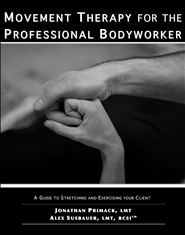 Movement Therapy for the Professional Bodyworker cover image