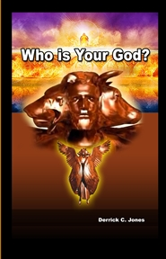 Who Is Your God? cover image
