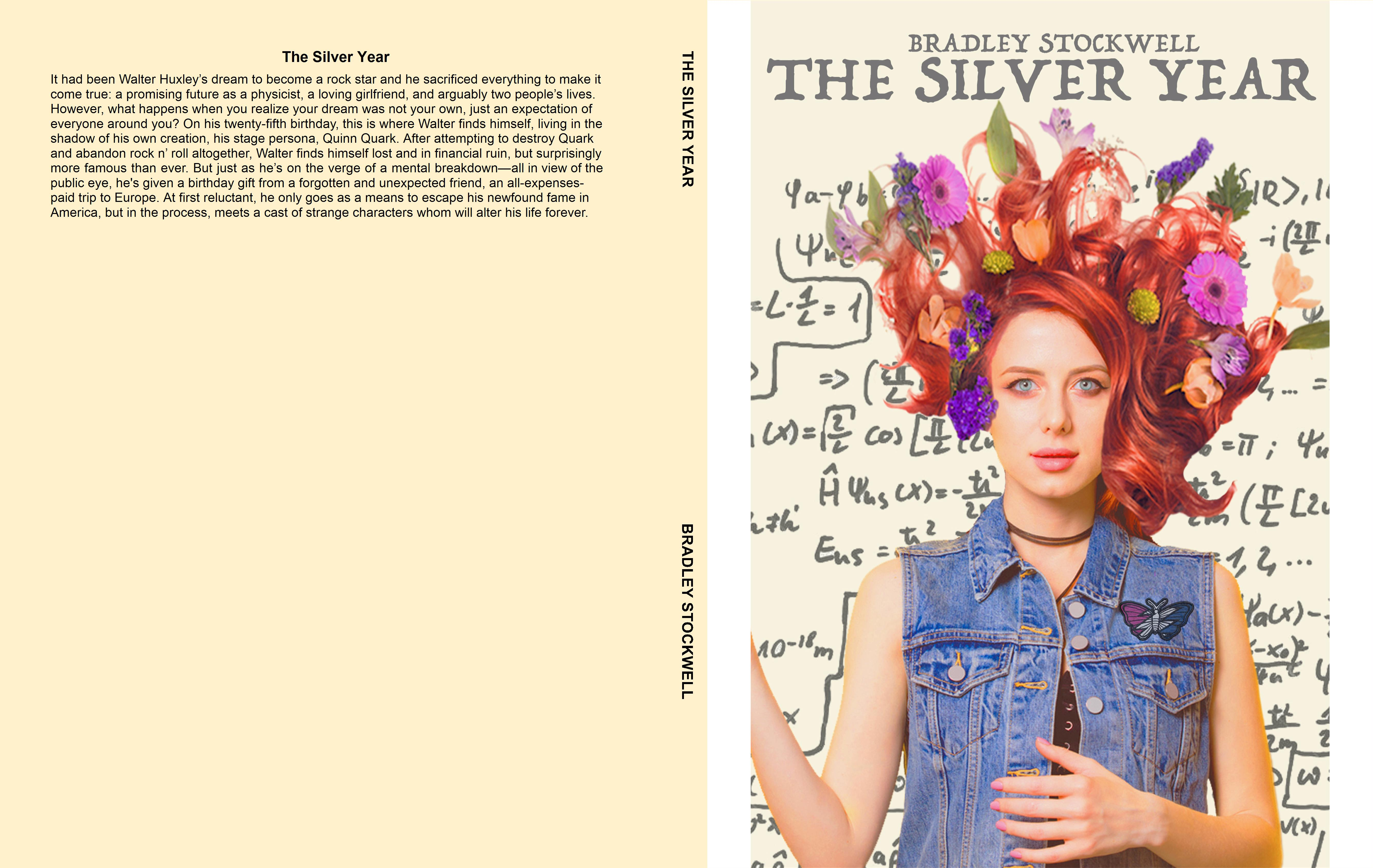 The Silver Year cover image