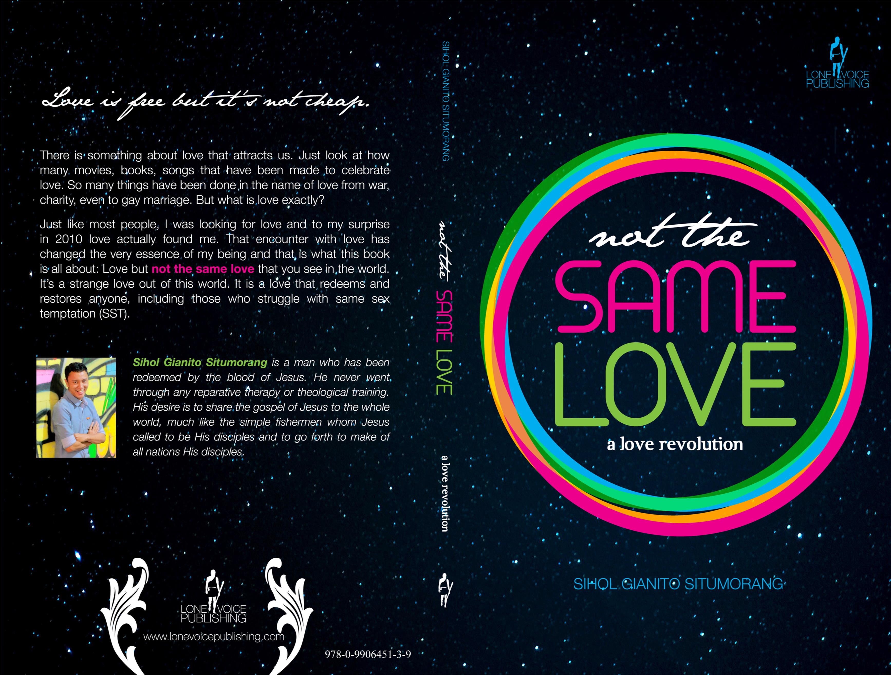 NOT THE SAME LOVE: A Love Revolution cover image