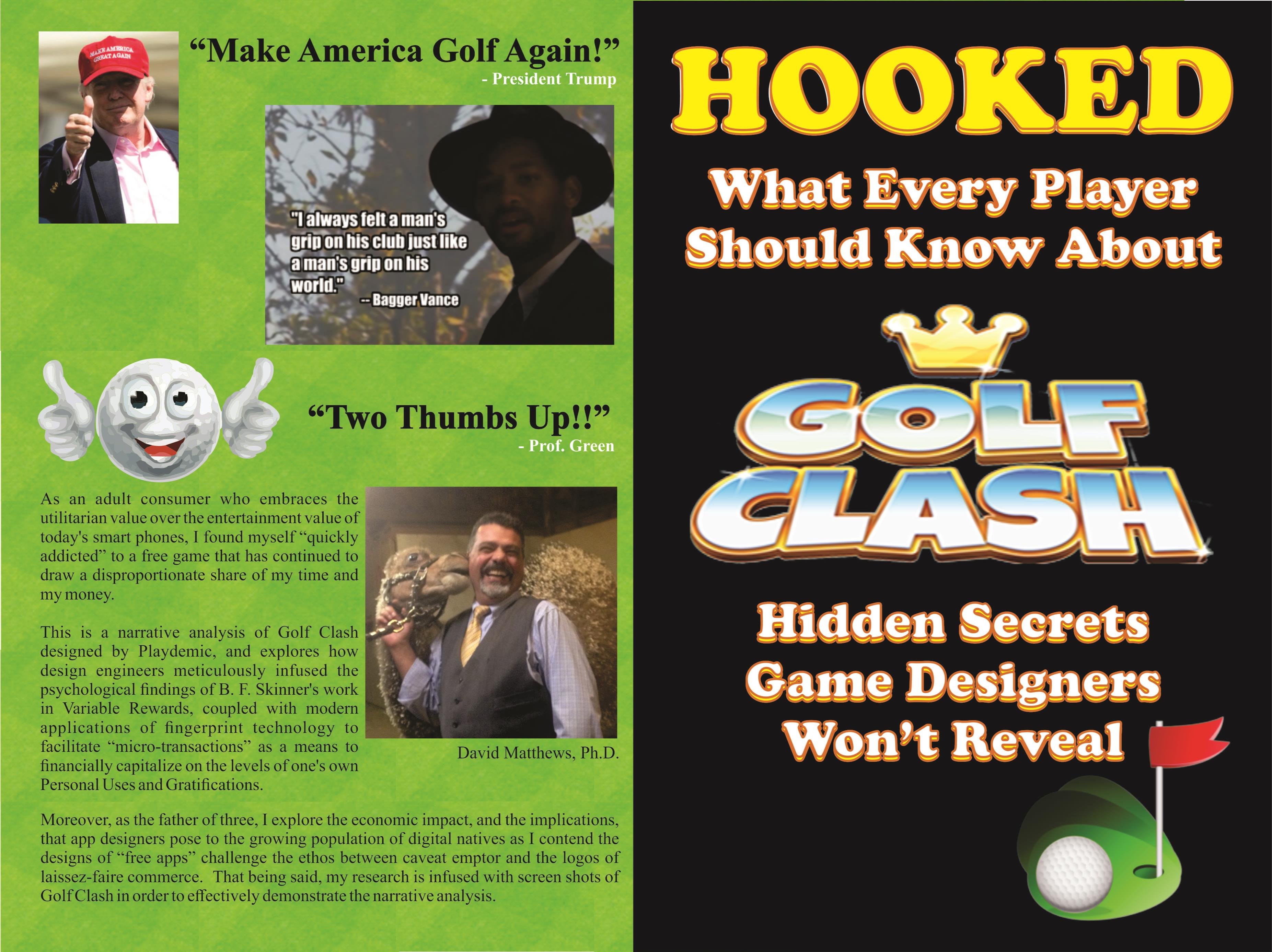 HOOKED: What Every Player Should Know About Golf Clash by Mike