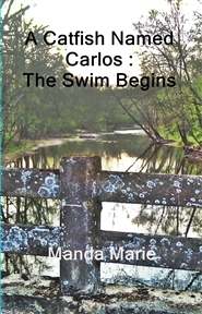 A Catfish Named Carlos : The Swim Begins cover image