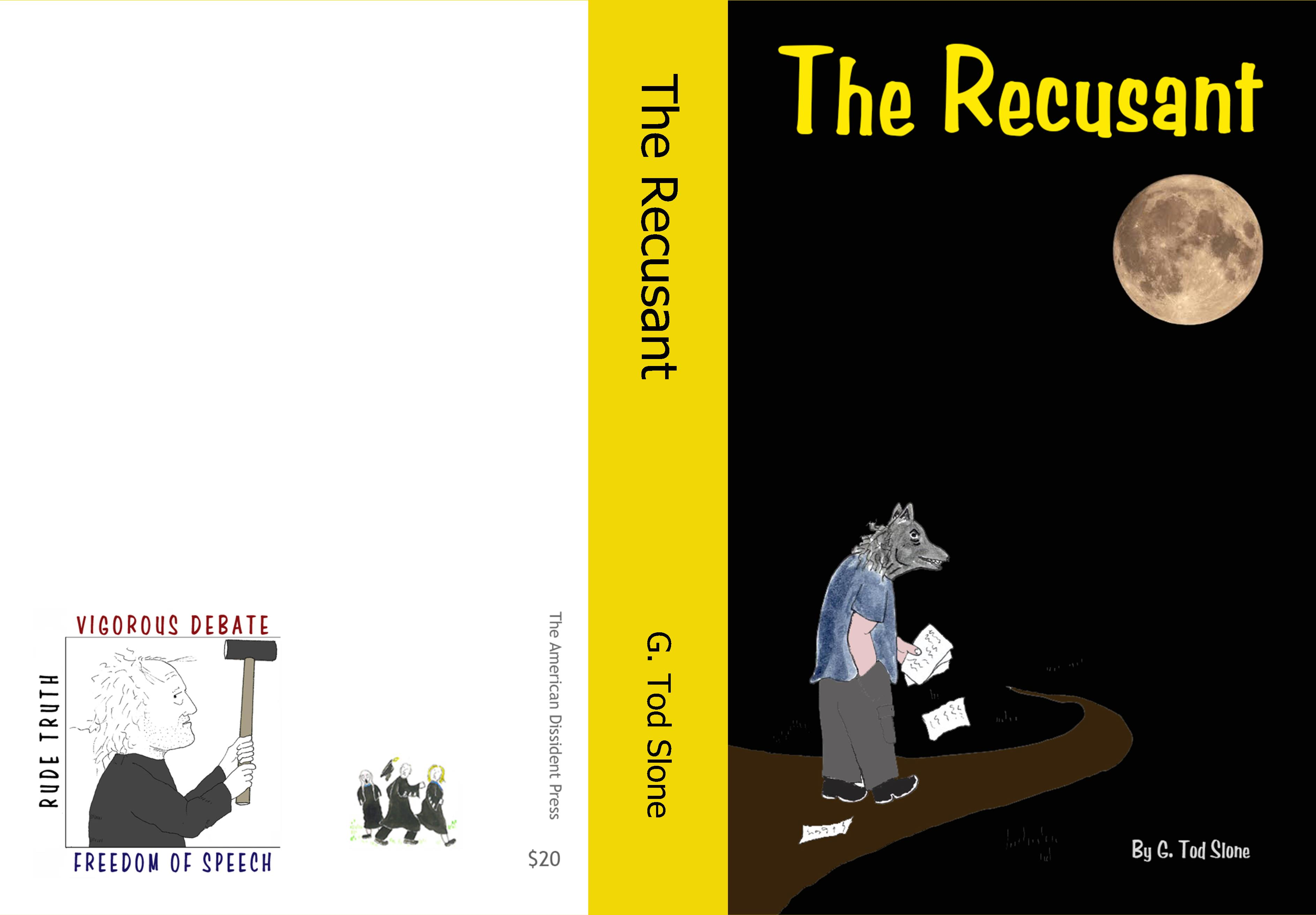 The Recusant cover image