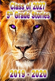 Class of 2027 5th Grade Stories cover image