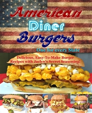 American Diner Burgers cover image