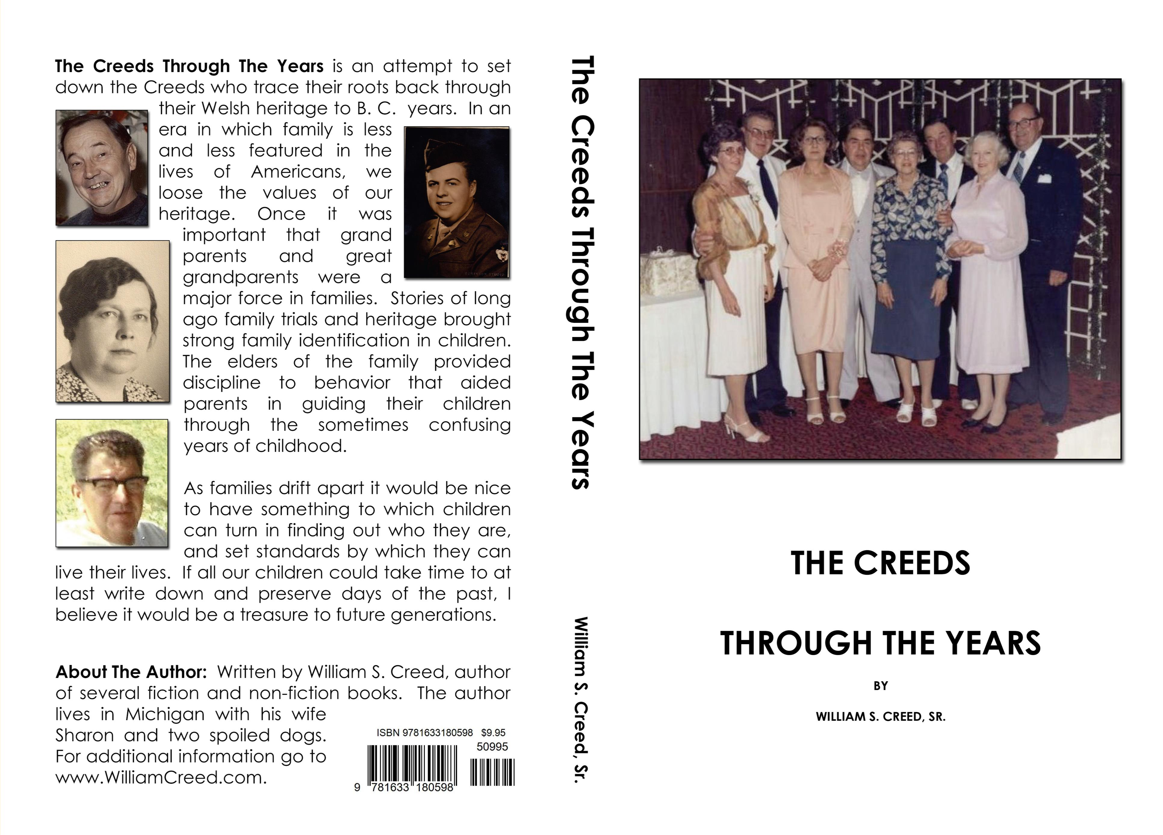 The Creeds Through The Years cover image