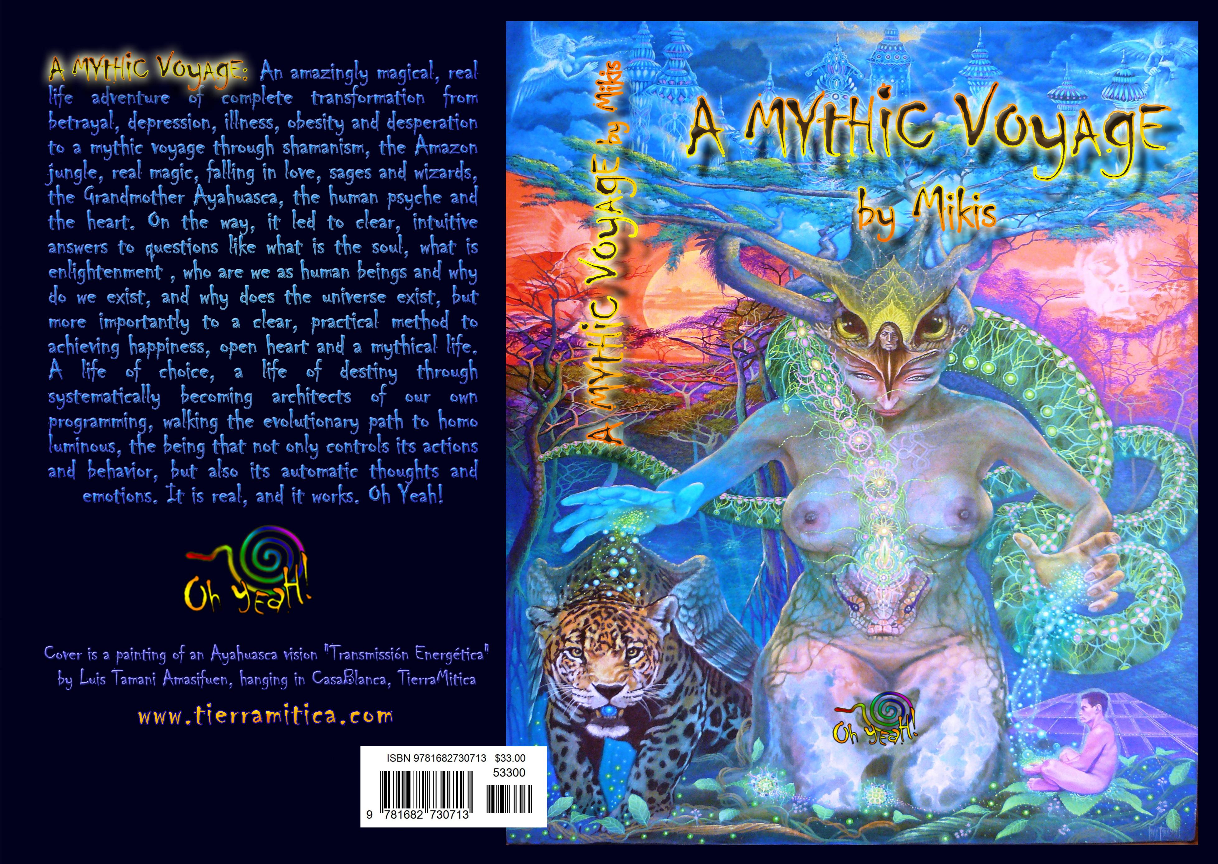 A MYTHIC VOYAGE cover image