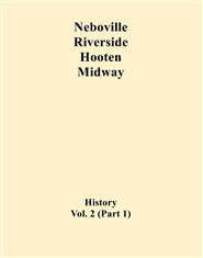 Neboville, Riverside, Hooten, Midway History Vol. 2 (Part 1) cover image