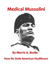 Medical Mussolini cover image