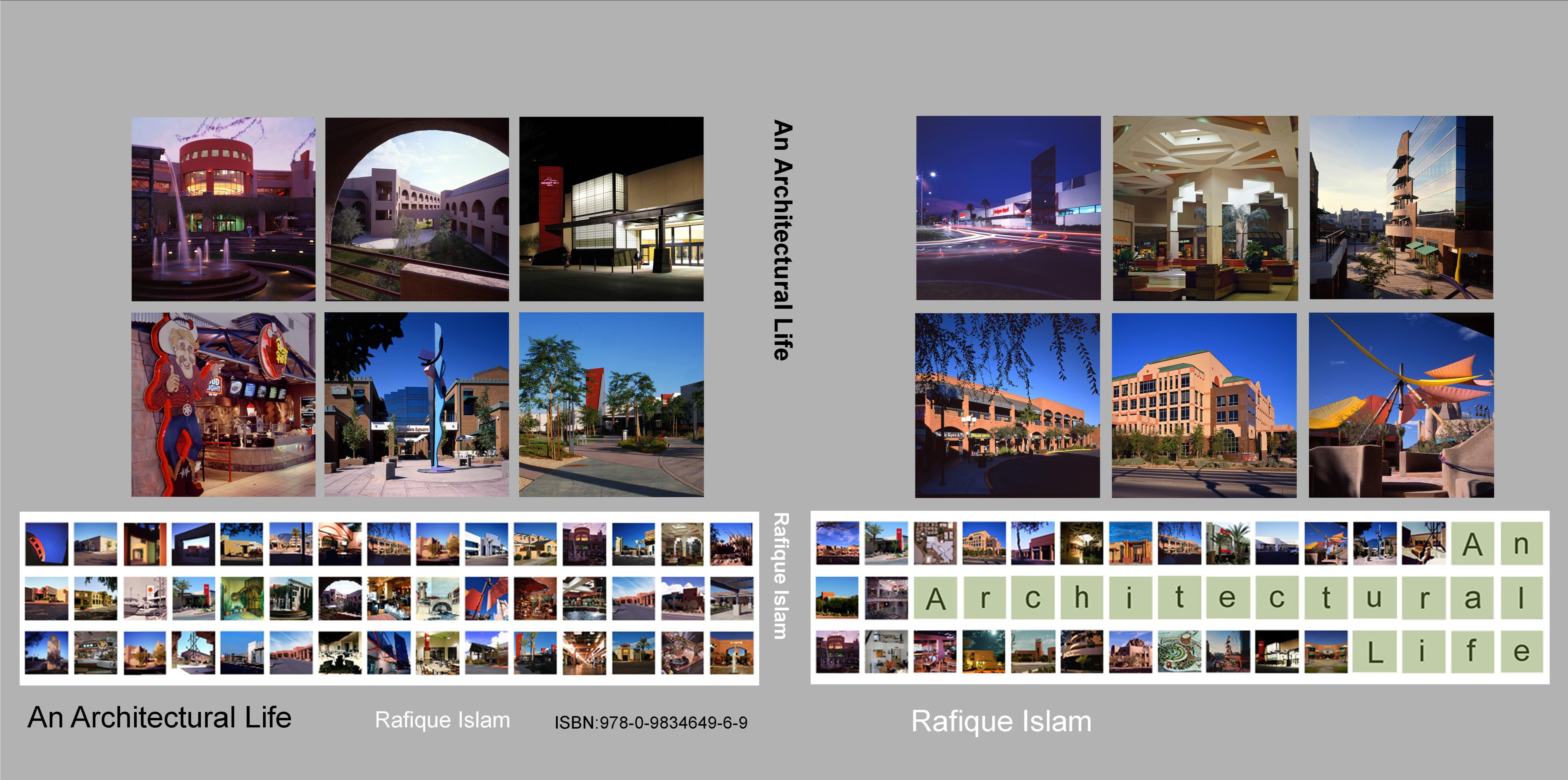 Rafique Islam, An Architectural Life cover image