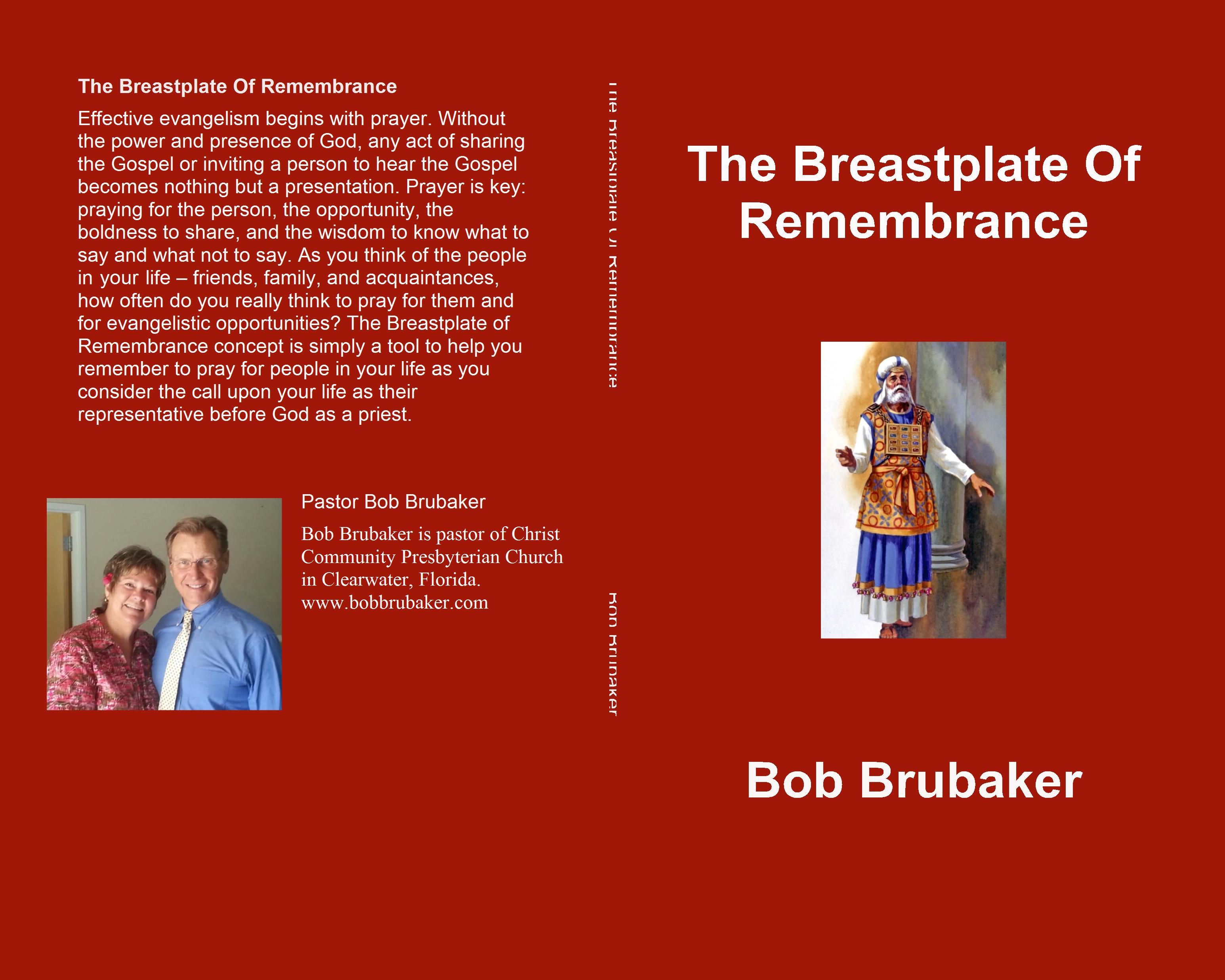 The Breastplate Of Remembrance cover image