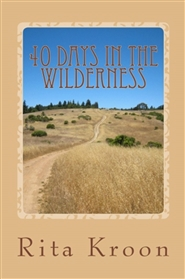 40 Days in the Wilderness cover image