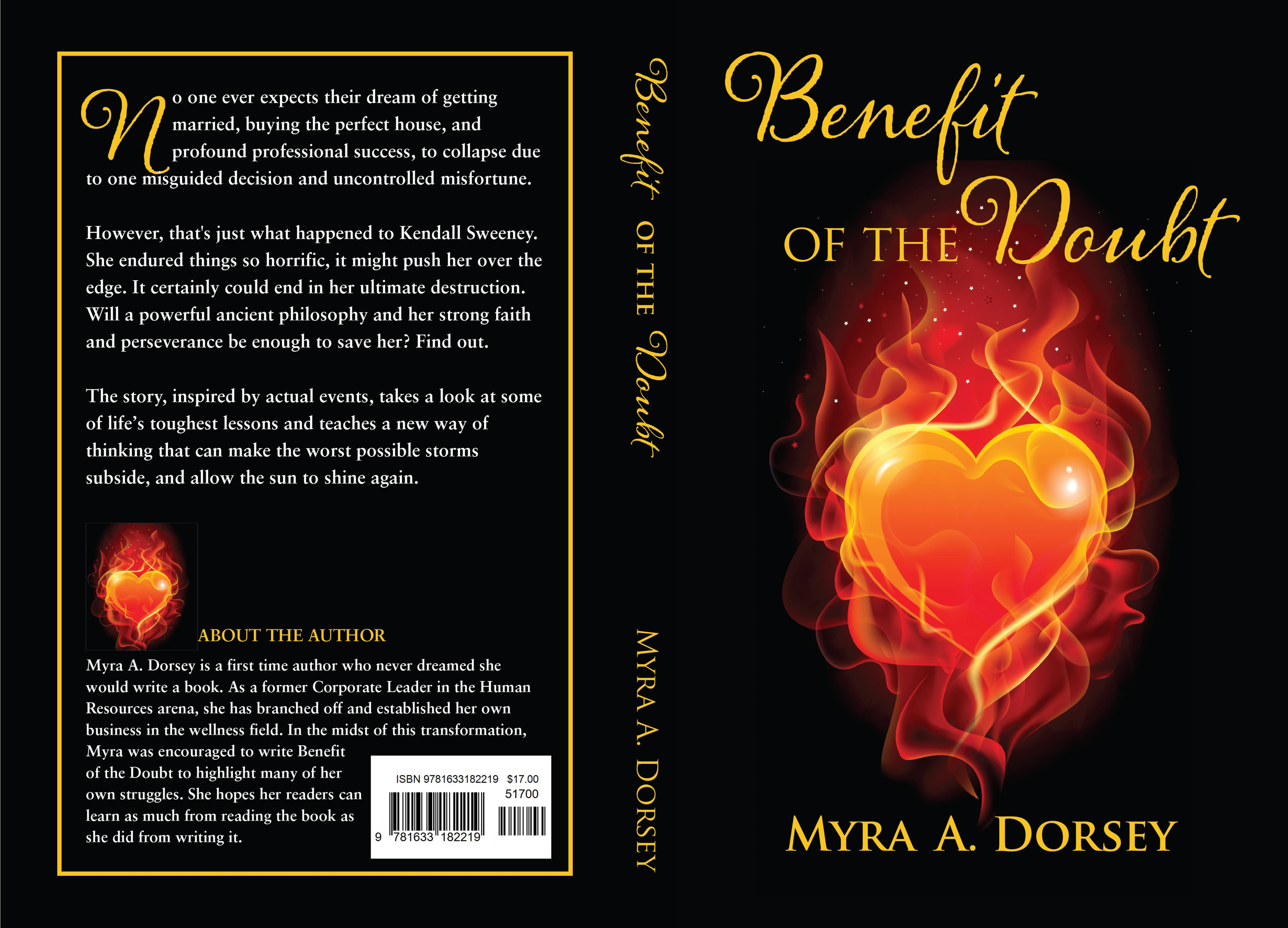 Benefit of the Doubt cover image