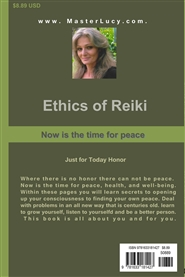 Ethics of Reiki cover image