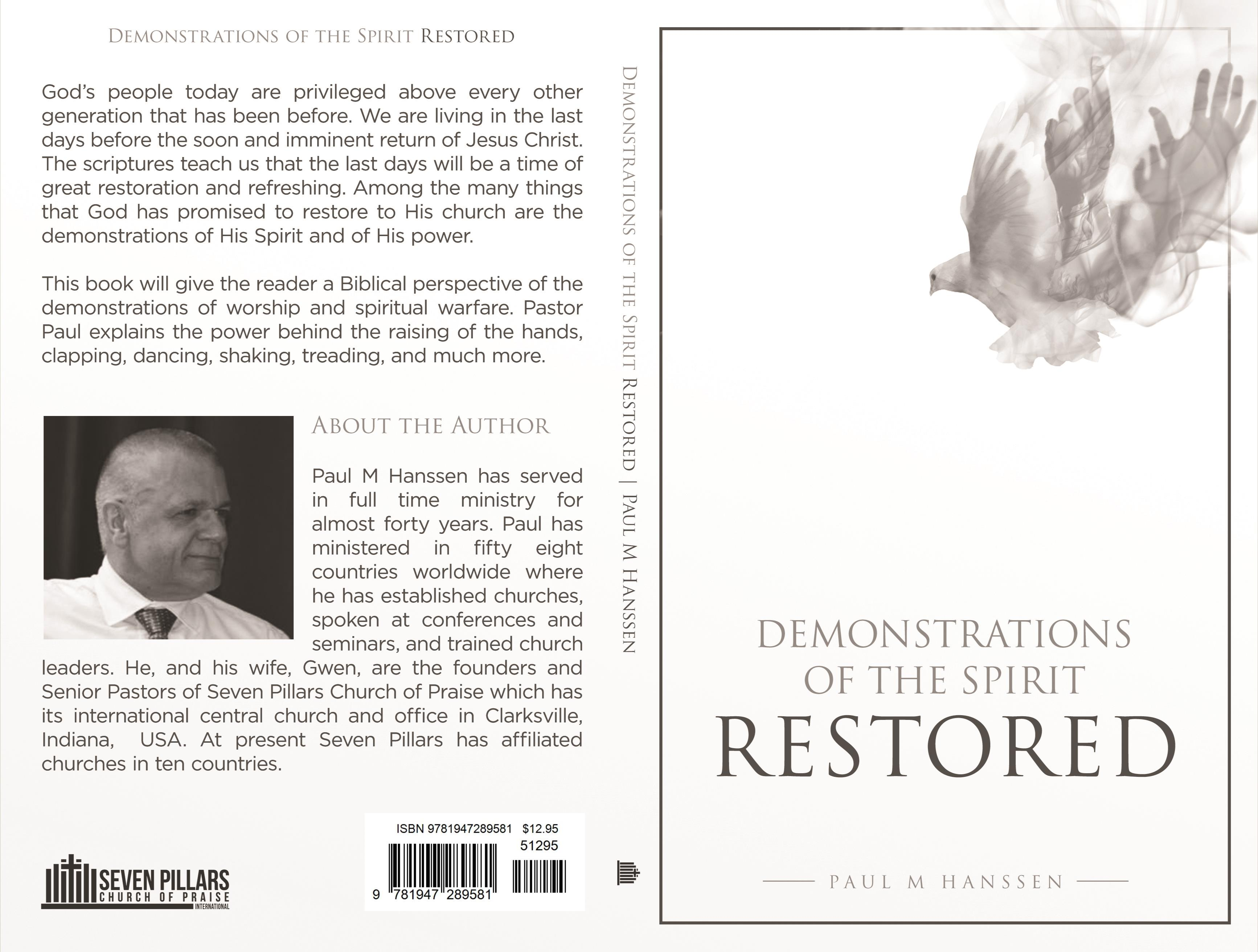 The Demonstrations of The Spirit RESTORED cover image