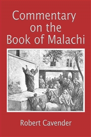 Commentary on the Book of Malachi cover image