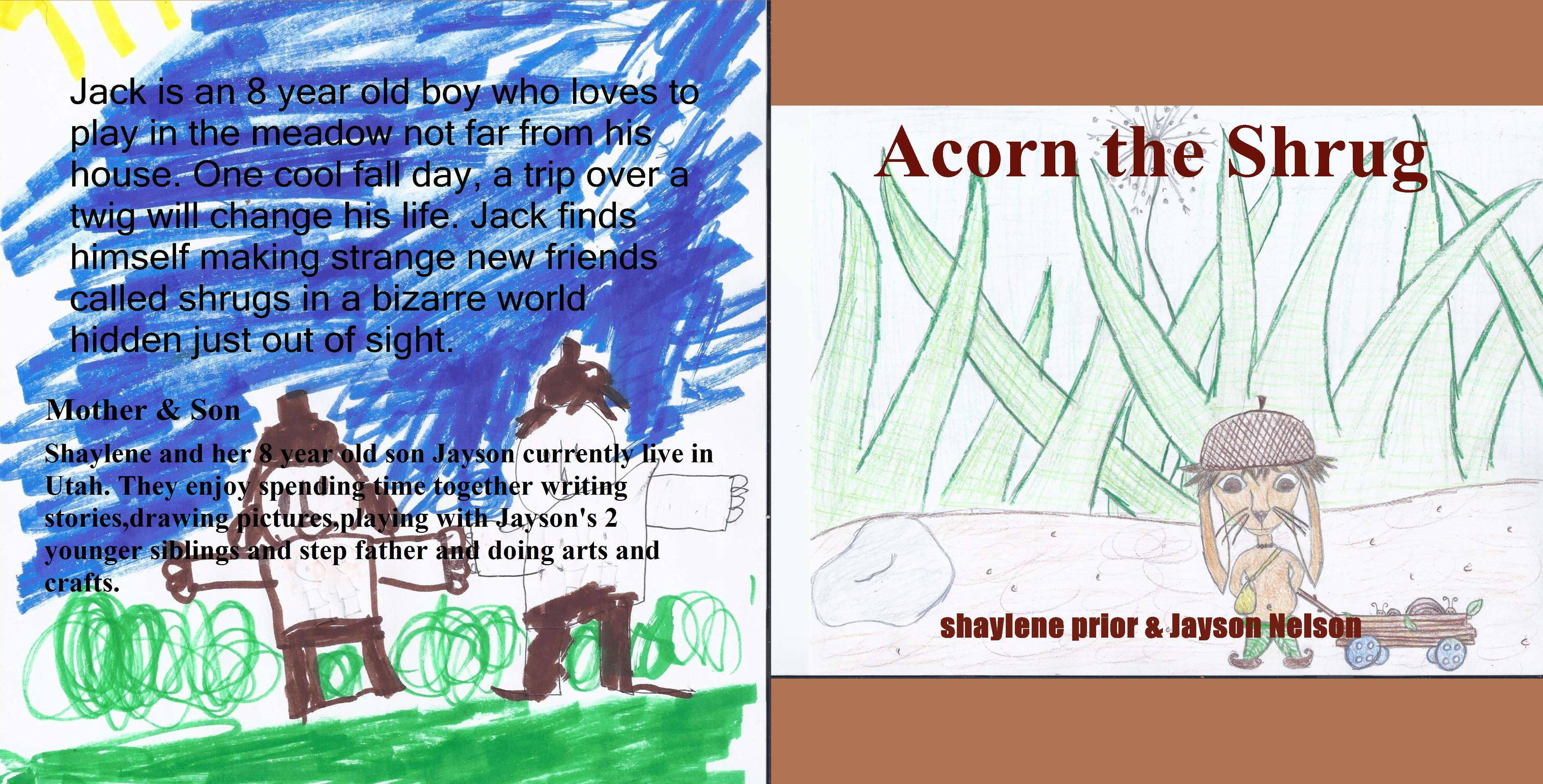 Acorn the Shrug cover image