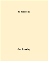 40 Sermons cover image