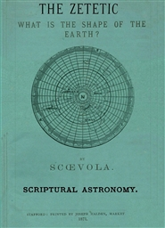 What is the Shape of the Earth? Scaevola