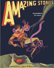 Amazing Stories 1931 November cover image