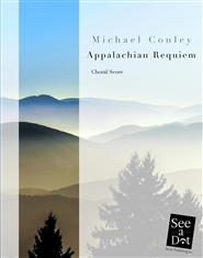 Appalachian Requiem - Piano/Vocal Score cover image