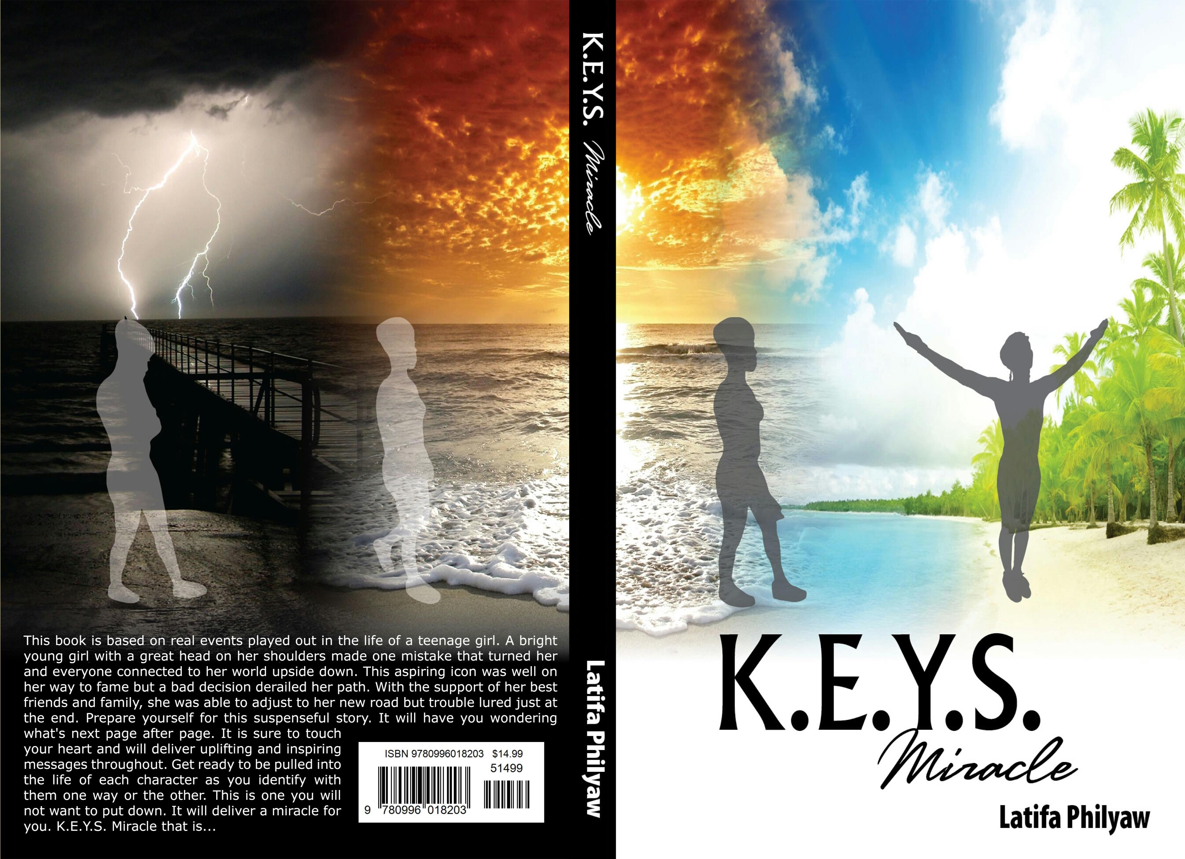 K.E.Y.S. Miracle cover image