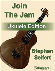 Join The Jam, Ukulele Edition cover image