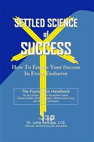 SETTLED SCIENCE OF SUCCESS cover image
