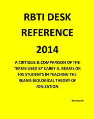 RBTI Desk Reference 2014 cover image