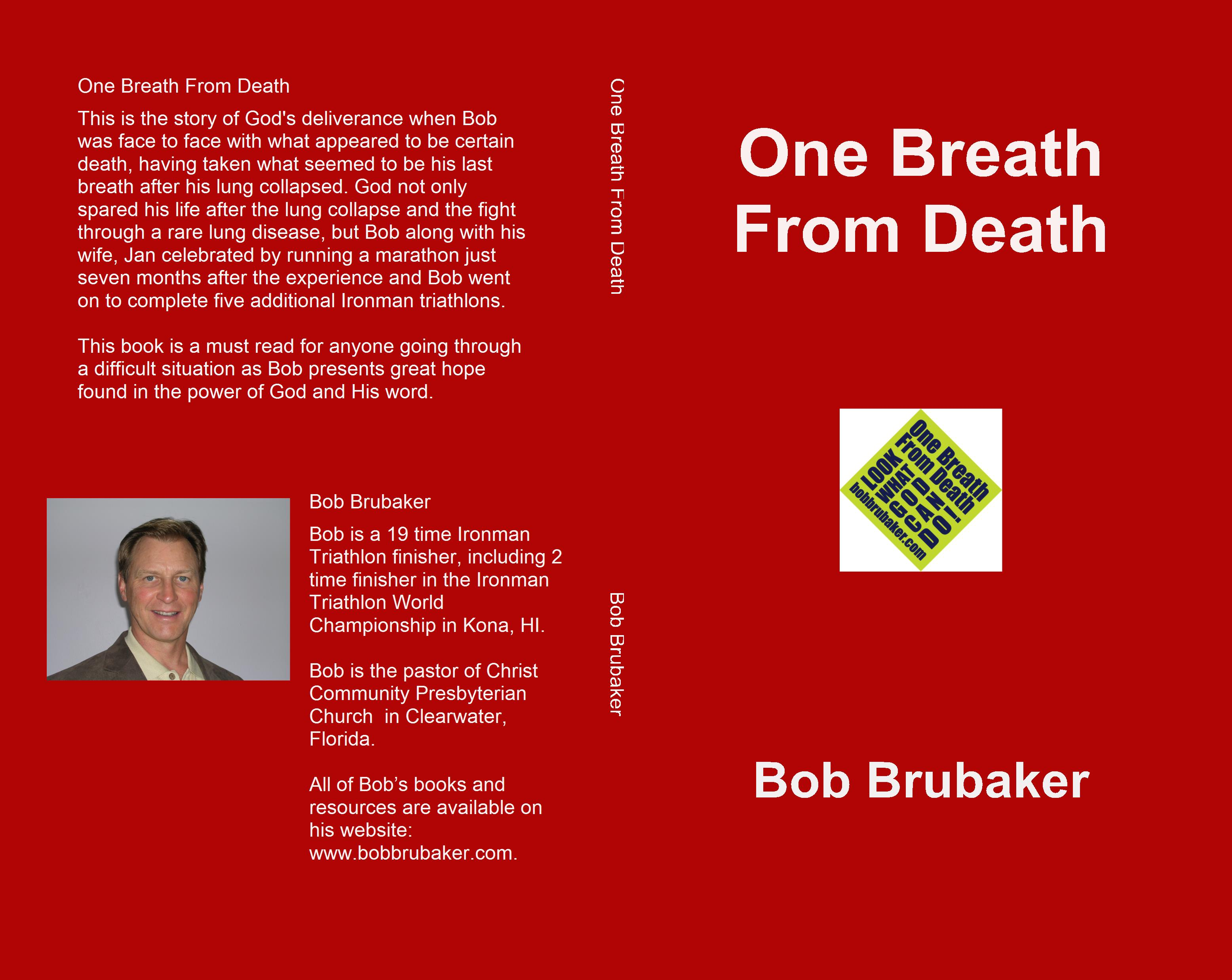 One Breath From Death cover image