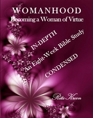 Womanhood Becoming a Woman of Virtue cover image